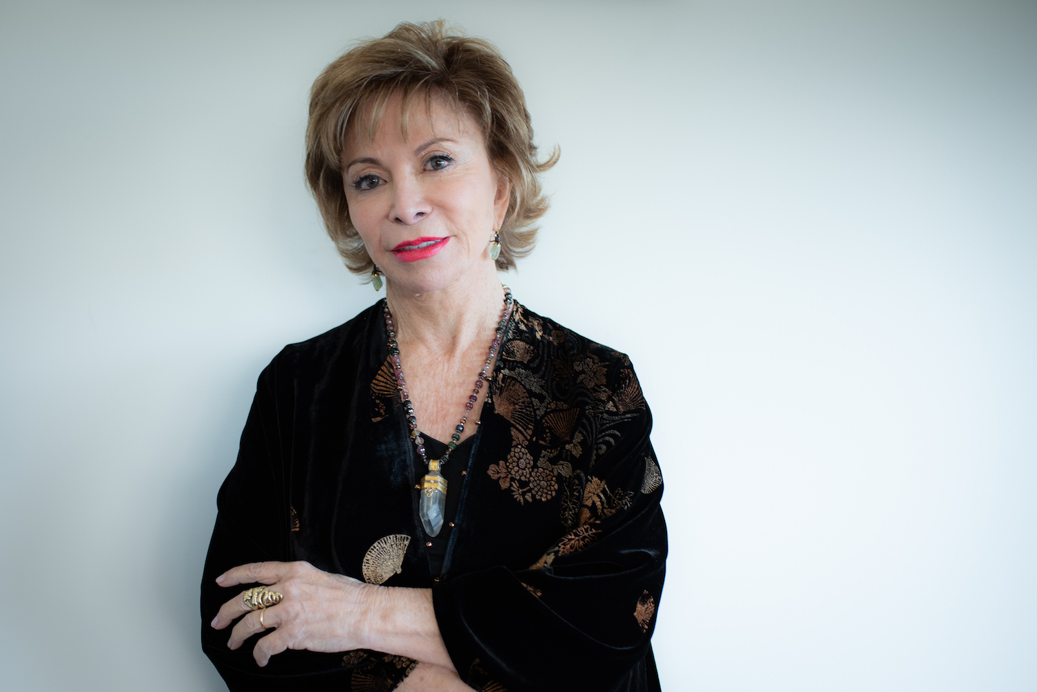 """Beyond the Page"" Podcast Episode 16 with Isabel Allende LIVE"