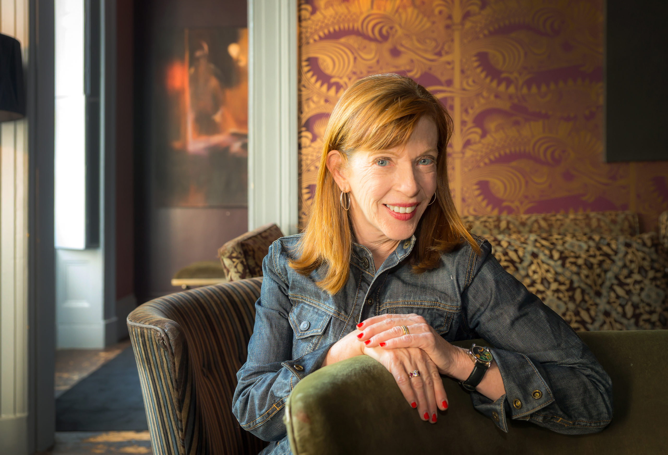 """Beyond the Page"" Podcast Episode 14 with Susan Orlean LIVE"