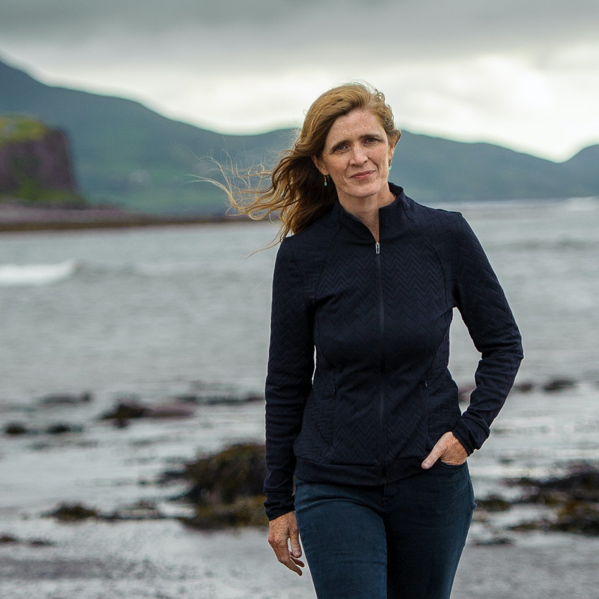 """Beyond the Page"" Podcast Episode 22 with Ambassador Samantha Power LIVE"